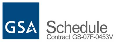 GSA Schedule Contract No: GS-07F-0453V