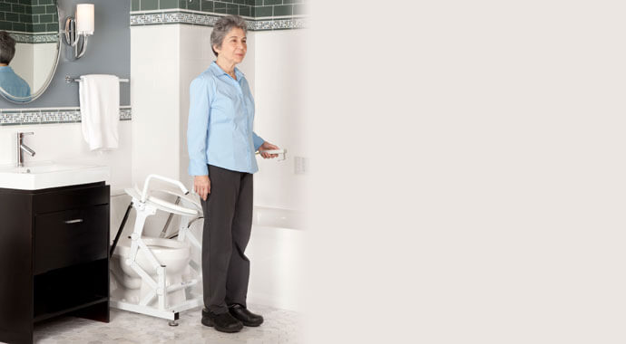 LiftSeat Powered Toilet Lifts for Home   Powered Toilet Lifts ...